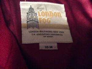 Ladies 3/4 length coat