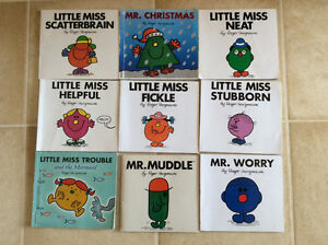 Mr.Men Little Miss DVD's and Books Lot Sarnia Sarnia Area image 3