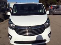 2018 Vauxhall Vivaro Vivaro Van Sportive 1.6cdti 125 Bi 2.7t Panel Van