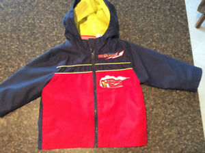 Boys Size 2 Gently used Spring/Fall Jacket