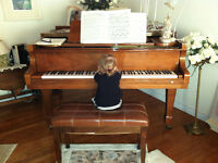 Piano or Theory or Vocal for all ages
