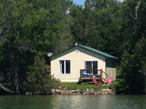 Lake Kagawong Waterfront Cottage, Manitoulin Isld, Weekly Rental
