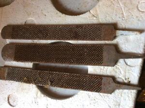 Used rasps