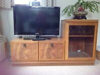 TV cabinet mahogony