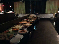 BANQUET ROOM FOR PRIVATE EVENTS
