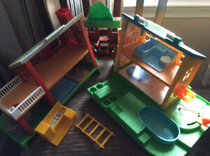 Collectible vintage Fisher Price Neighbourhood