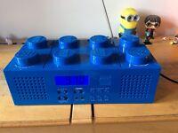 Lego boom box cd radio