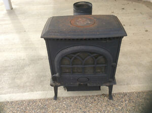 Wood Stove and Venting