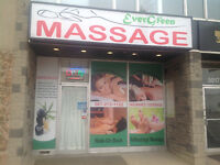 Massage therapists needed in downtown Red Deer