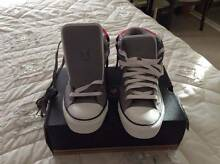 A pair of brand new Converse shoes (size: US 10) for sale Stirling Stirling Area Preview