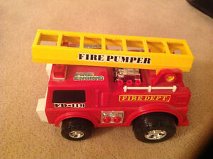 Fire Truck Pumper From Estate - 40 Years Old