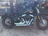 One Owner 2009 Harley Davidson FLSTSB Softail Cross Bones 1584ccVGC