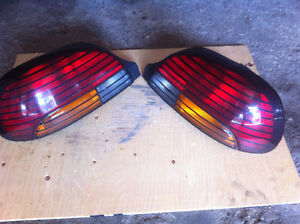 96 Grand Am Tail lights