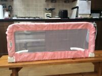 Safety 1st Portable Bed Rail - used once. £15