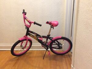 Nice little bike for ages 5-7