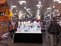 Sales Rep for high end Jewelry Booth at Costco Barrie 07/13-19