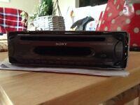 Sony car cd/radio CDx-s2000c