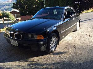 1995 BMW 3-Series 318i Convertible