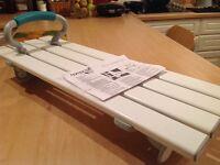 Homecraft bath board for elderly/disabled.