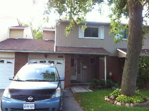 Newly renovated townhouse 3 BR for rent in Burlington