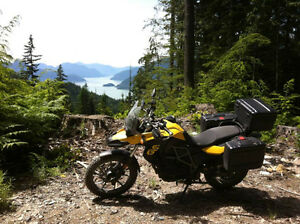 BMW F650 GS - Sun Yellow 2012 Special Edition London Ontario image 2