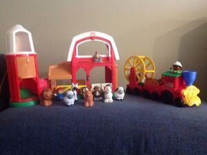 Little people farm and musical train Cornwall Ontario image 1