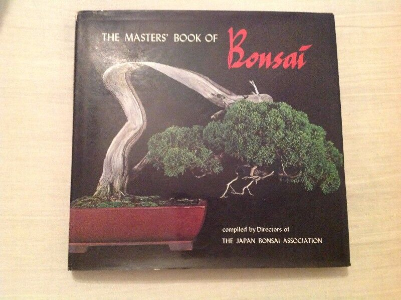 The Masters' Book of Bonsai