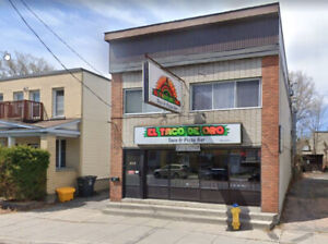 EASY INVESTMENT! Fully occupied RESTAURANT and APARTMENT!