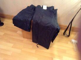 Men's waterproof suit