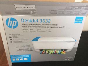 Deskjet 3632-perfect working order-no ink