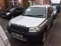 LAND ROVER FREELANDER SERENGETI