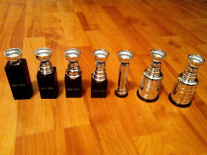 Molson Stanley cups 2017