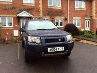 Land Rover freelender