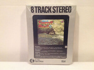 BEST OF COUNTRY MUSIC VOLUME 2 BY K-TEL ( FACTORY SEALED )