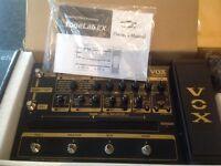 Vox tonelab ex pedal