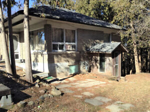 2BR BUNGALOW ON RAVINE FOR RENT