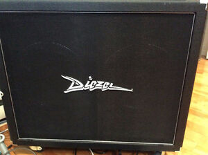 DIEZEL 212 Cabinet - Made in Germany