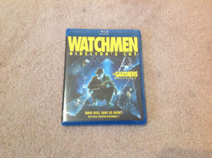 Watchmen - BluRay - Lightly used & in good condition