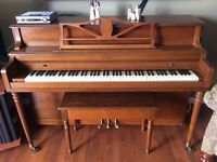 Piano for sale - make me an offer
