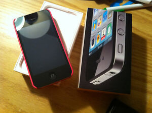 Clearance sale: iPhone 4S/ 4 16/32/64GB 30 days warranty + case