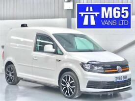 VW VOLKSWAGEN CADDY 2.0TDI 150PS Eu6 AIR CON SPORTLINE STYLE LIKE HIGHLINE