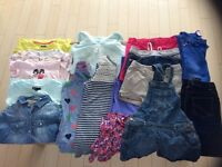 Girls Clothing Bundle Age 6/7