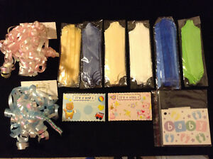 Baby gift packaging supplies