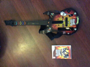 Guitar Hero for Sale