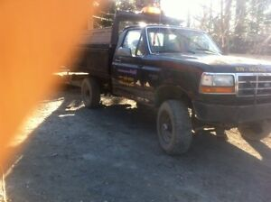 Ford F350 1997 7.3L Turbo Diesel