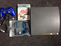 PS3 (might swap for over ear wireless PS3 headset)