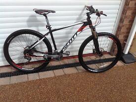 Bike, Scott Aspect 730 MTB, hardtail.