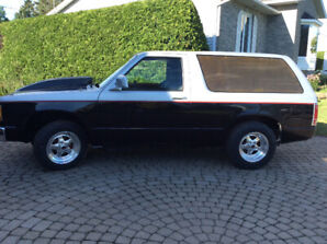 1985 GMC Jimmy Coupé (2 portes)