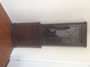 Corner cupboard really wood