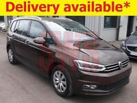 2017 Volkswagen Touran 1.4 TSI DSG 150ps DAMAGED ON DELIVERY